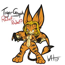 Rabat Form Tigergryph