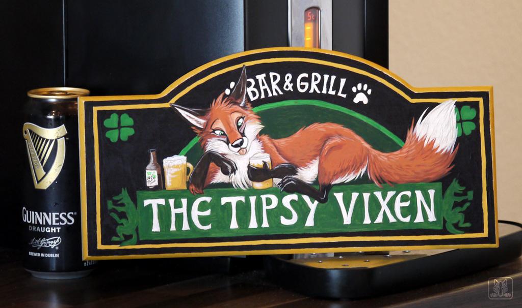 The Tipsy Vixen