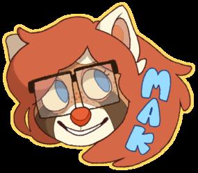 Mak Digital Badge