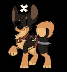 captain dex