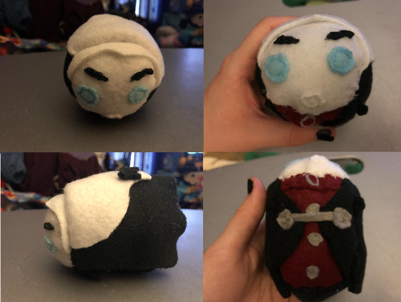 Harry Potter Lucius Malfoy Stacking tsum plush commission for orinscrivello