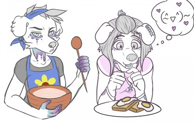 The Cooking Sisters~