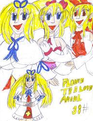 The Love Angel