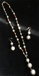 Festive New Years Jewelry Set