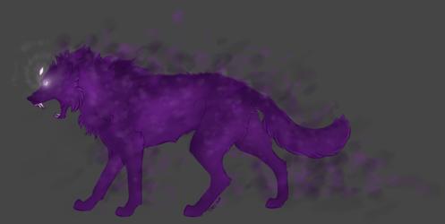 Dire Wolf Familiar [Request]