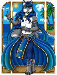Maku the Water Dancer