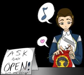 Navi open Asks