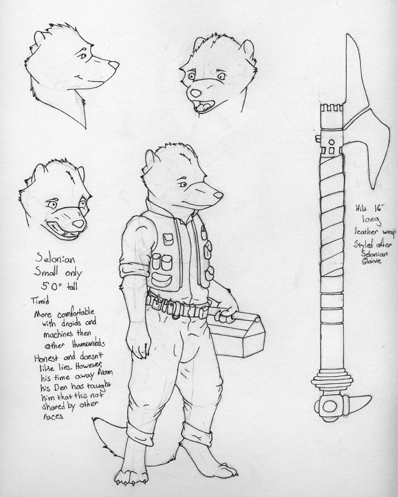 Athnros Character Sheet