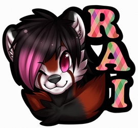 FWA Badge by Slushie-Nyappy-Paws :D
