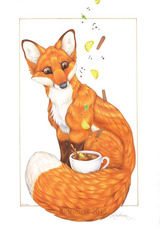 Fox tea
