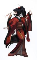 Blade Under Mask: Nae Dances