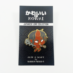 KAWAII TO KOWAI - Oni Pin