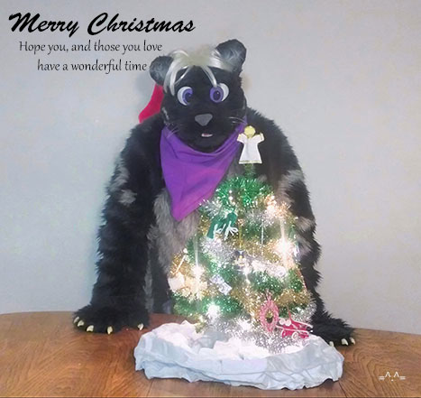 Most recent image: Merry Christmas!
