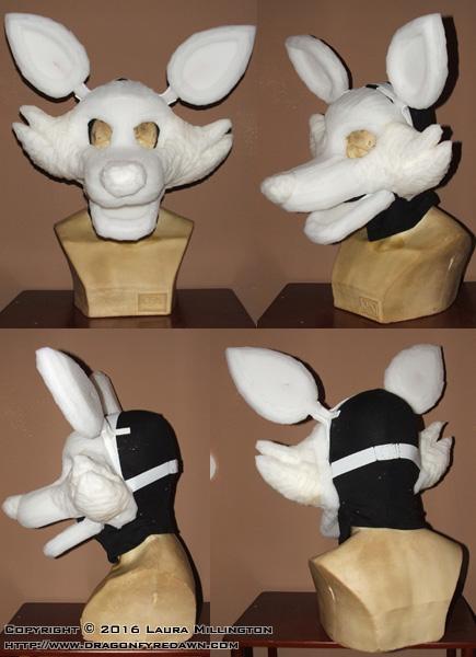 Foxy Mask Base