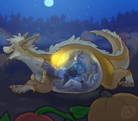 Night of the Goo Dragon (2/2)