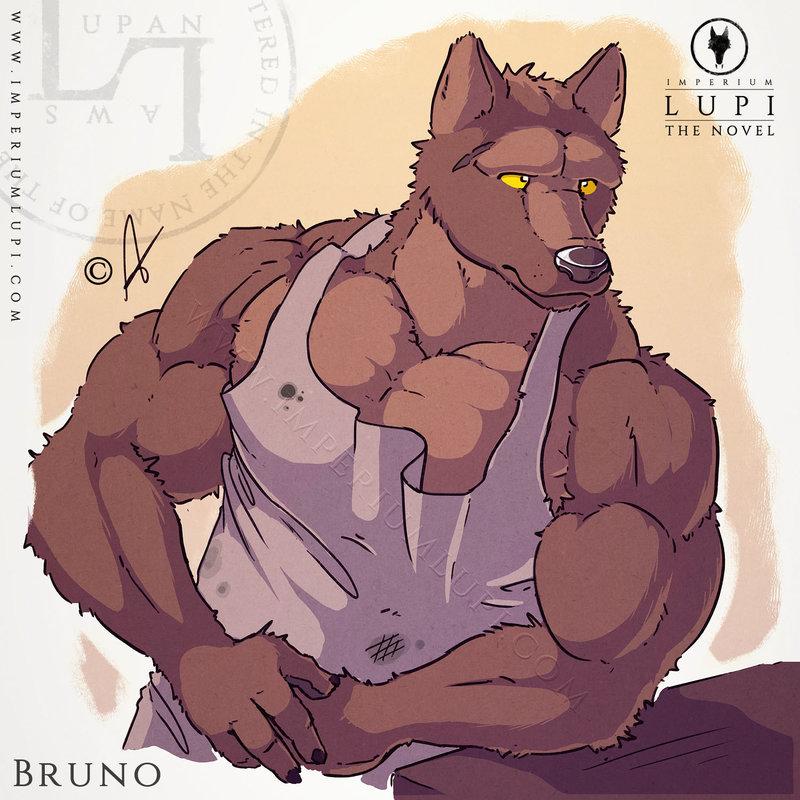 Imperium Lupi - Bruno (Behind the Bar)