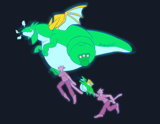 Pocket Blimp Dragon: REBORN