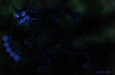 spectral cat