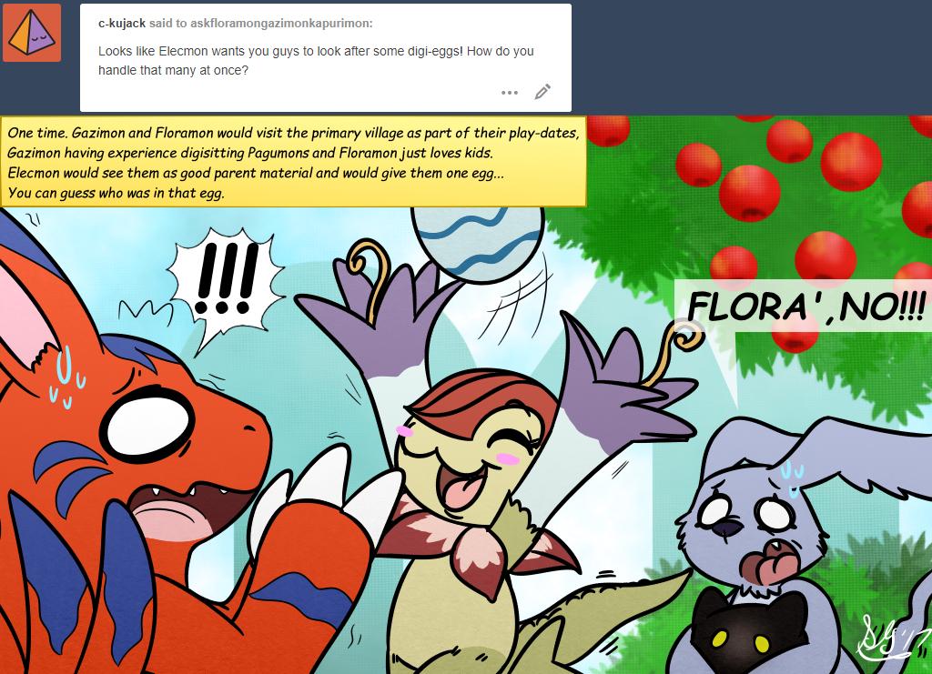 Ask FloraGaziKapurimon #29