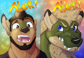[f] Alek Shift Badge