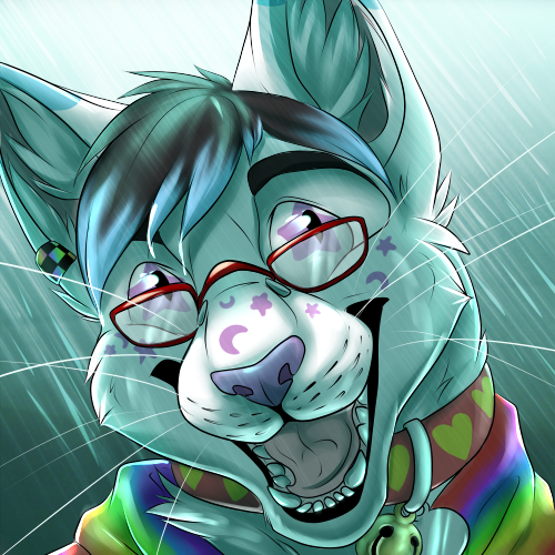 Most recent image: Smiling in the Rain