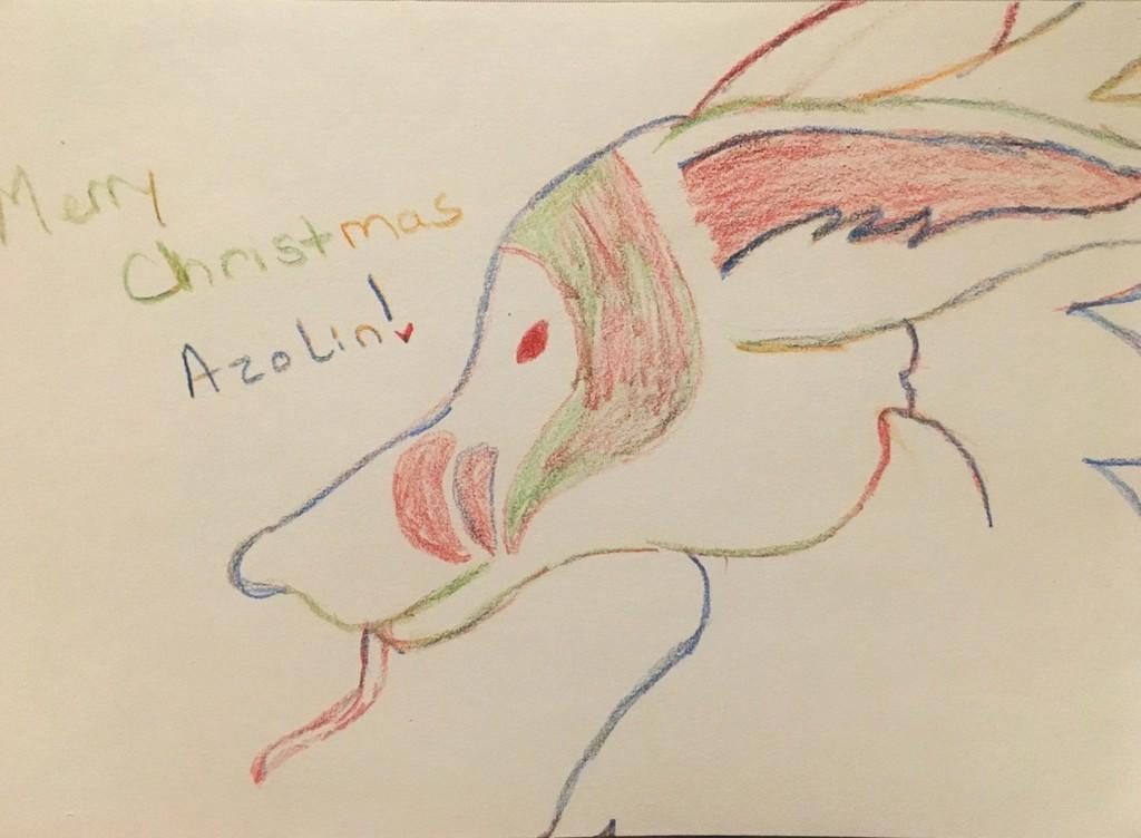 [My Art] Holiday Gifts - Azolin