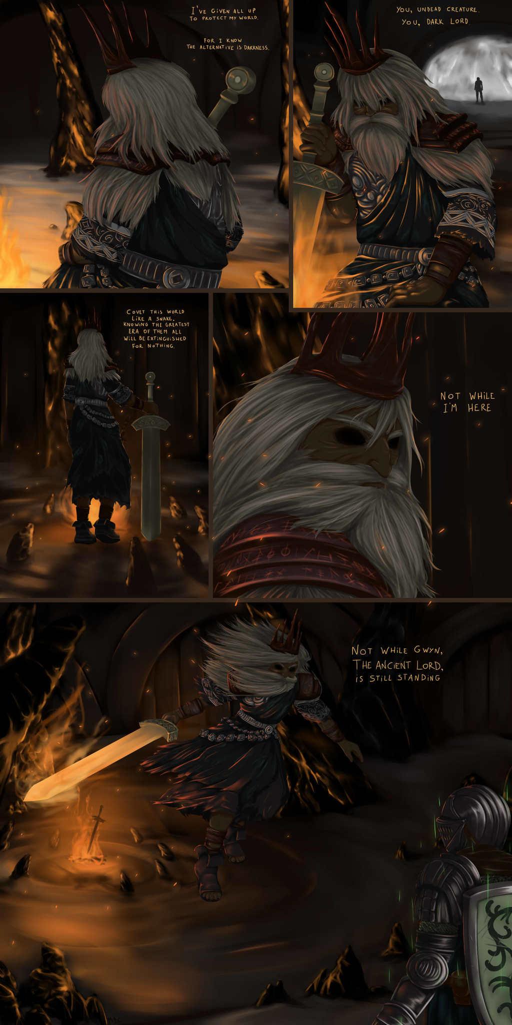 The Age of Dark - 1/3