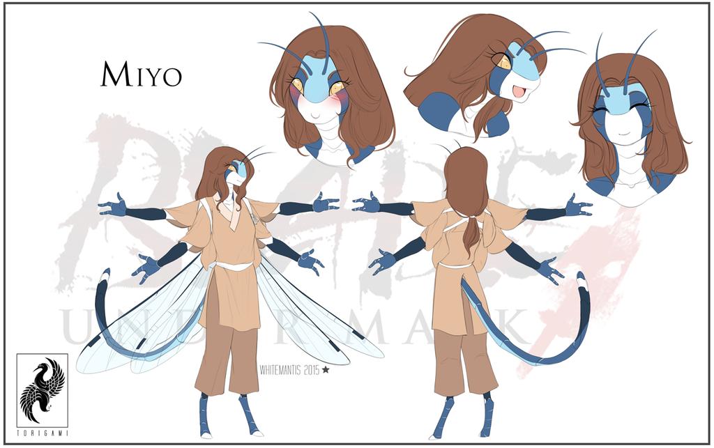 Blade Under Mask: Miyo