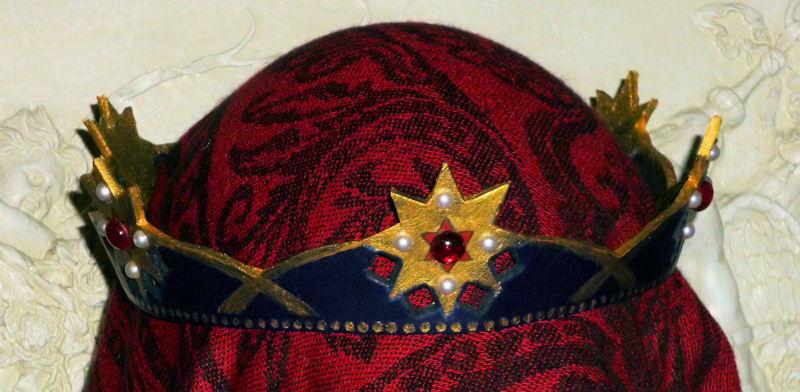 Gold Star Coronet
