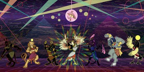 FC05: The Dancing Gods