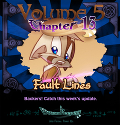 Volume 5 page 45 Update Announcement