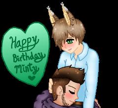 HBD Minty