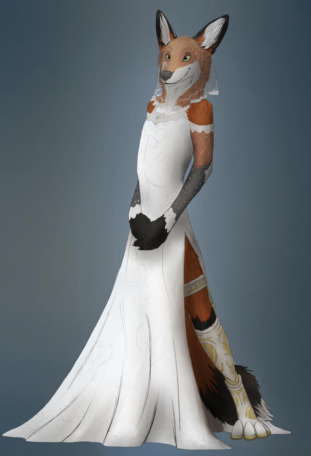 Vixen Bride Commission