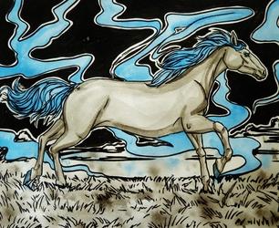 Mist Horse