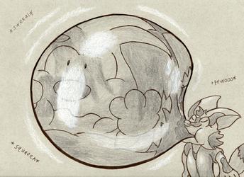 Bubbled Braix