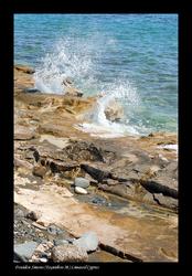 Amathus rocky beach