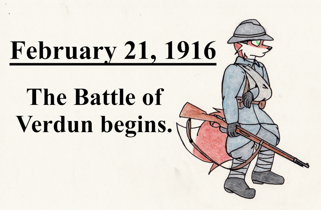 This Day in History: February 21, 1916