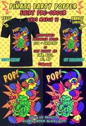 PIÑATA PARTY POPPER SHIRT PREORDER