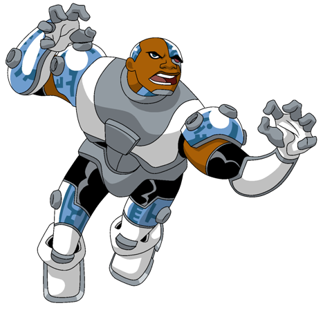 Cyborg lunging growl