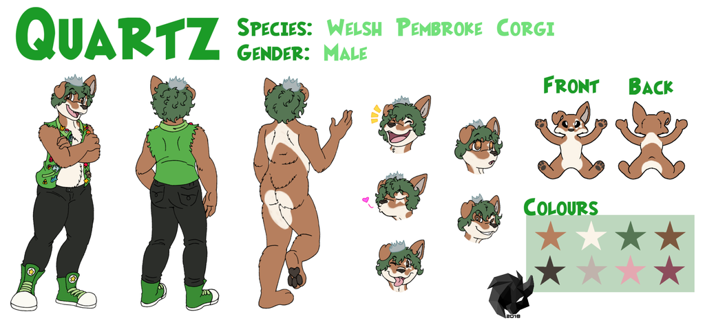 Featured image: Quartz Reference Sheet
