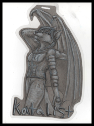 Katalist Badge by Keida