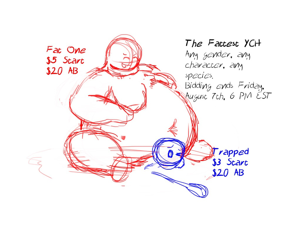 Most recent image: The Fattest YCH