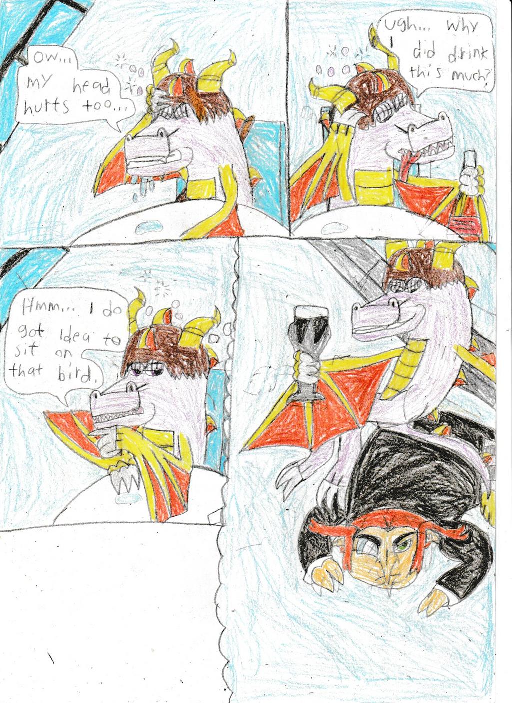 Legend of dragon: Bird and dragon:Pg 20