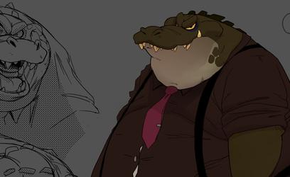 gator boss for syrus