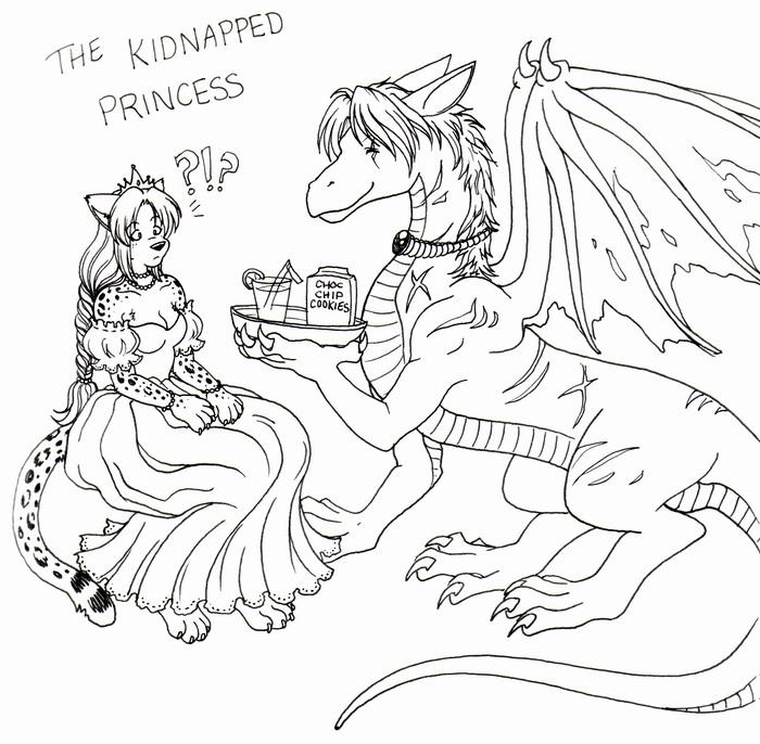 Kidnapping Princesses