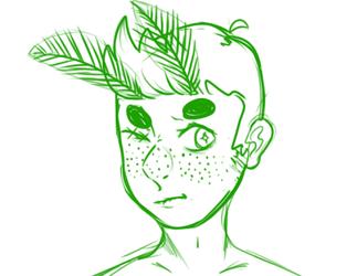 moth boy WIP