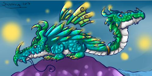 Divine Alligator