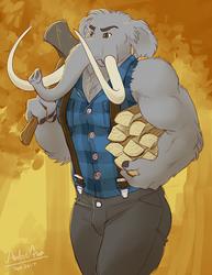 Mammoth Might