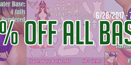 40% OFF ALL BASES ON SELLFY!