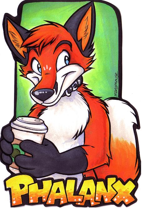 Starbucks Foxie!
